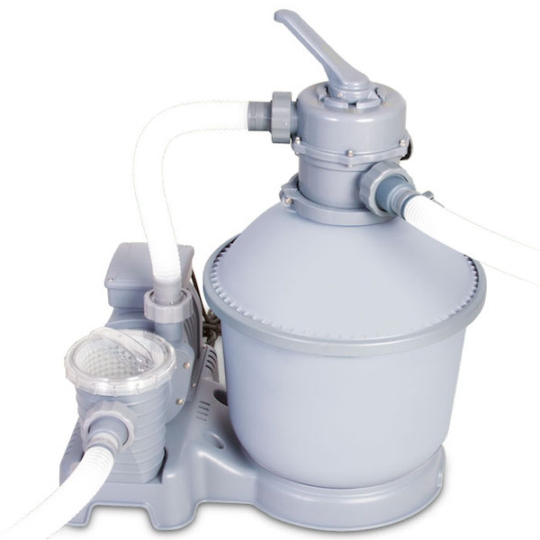 1000gph bestway flowclear sand filter pump 58400 for above ground swimming pools ebay - Sandfilterpumpe fur pool ...
