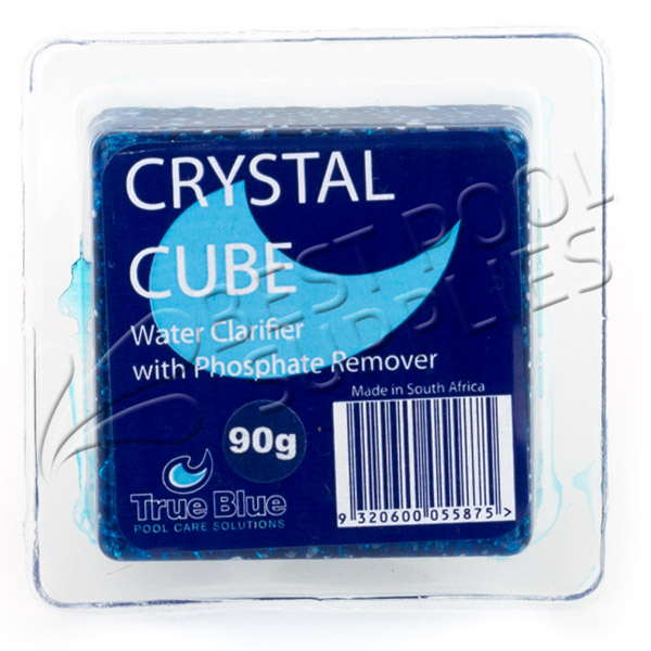 3 X Crystal Cube Water Clarifier With Phosphate Remover Swimming Pools Ebay